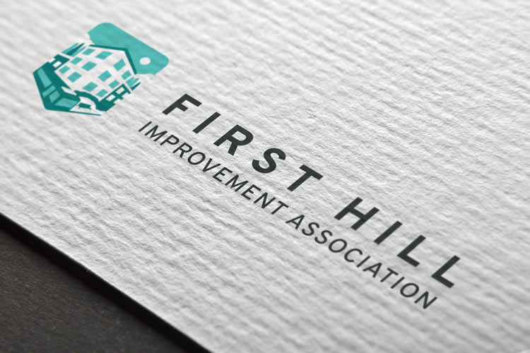 First Hill Improvement Association (FHIA) Brand Identity